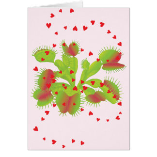 Venus Valentine Card