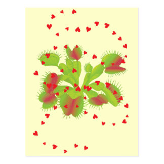 Venus Valentine Postcard