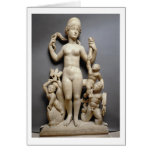 Venus with putti, a triton and a dolphin, Roman, 4 Card