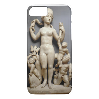 Venus with putti, a triton and a dolphin, Roman, 4 iPhone 7 Case