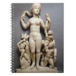 Venus with putti, a triton and a dolphin, Roman, 4 Journal