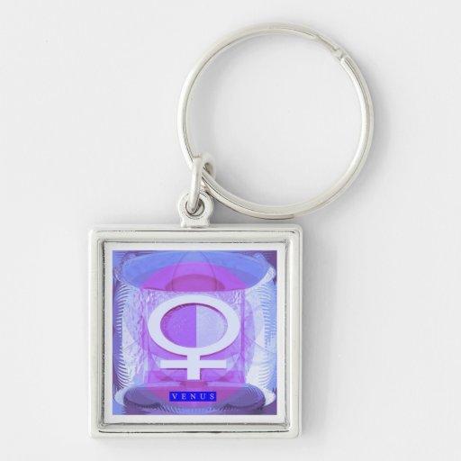 Venus - Women are from Venus Key Chain