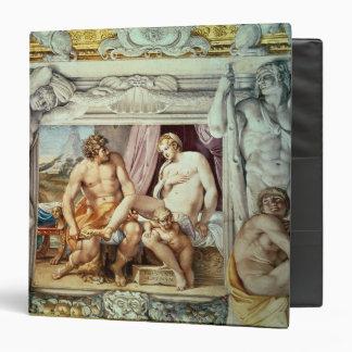 Venus y Anchises