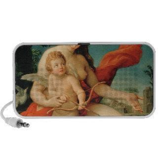 Venus y Cupid, 1785 Notebook Altavoces