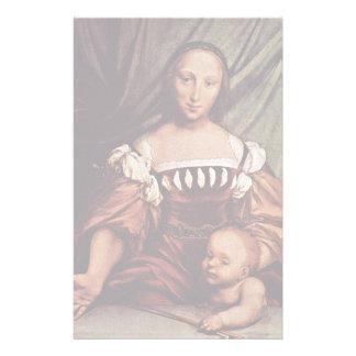 Venus y Cupid de Hans Holbein el más joven Papeleria