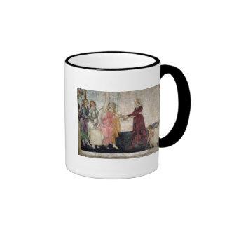 Venus y las tolerancias tazas de café