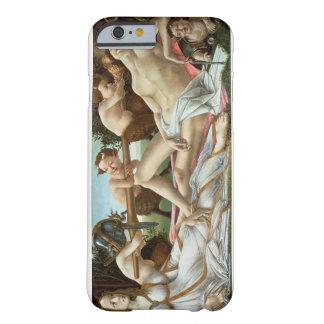 Venus y Marte, c.1485 (tempera y aceite) Funda De iPhone 6 Barely There