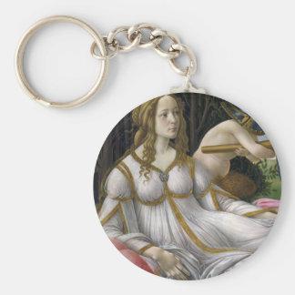 Venus y Marte, Sandro Botticelli Llaveros
