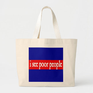 veo a gente pobre bolsas de mano