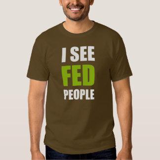 Veo a la gente de FED Remeras