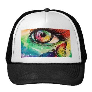 Veo el arco iris gorras de camionero