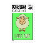 Veo la oveja sello