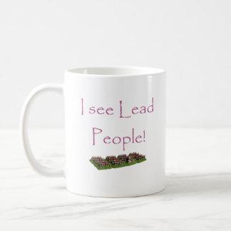 Veo la taza de la gente 2 de la ventaja