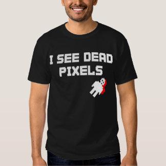 Veo los pixeles muertos poleras