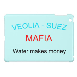 VEOLIA SUEZ CASE FOR THE iPad MINI
