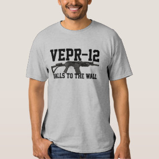 Vepr 12 - Balls to the Wall T Shirt
