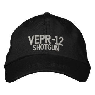 VEPR 12 - Embroidered Hat