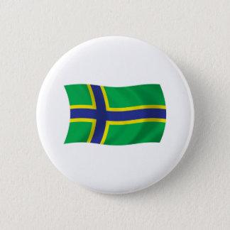 Vepsians Flag Button