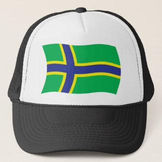 Vepsians Flag Hat
