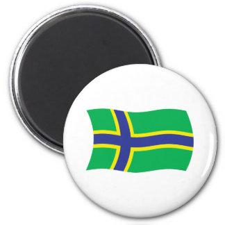 Vepsians Flag Magnet