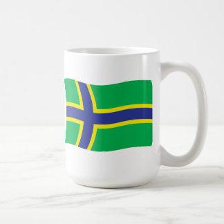 Vepsians Flag Mug