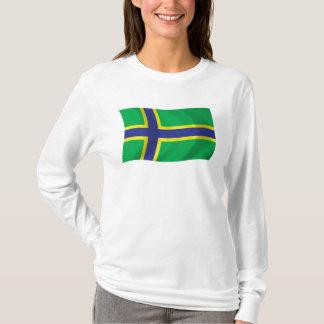 Vepsians Flag Shirt
