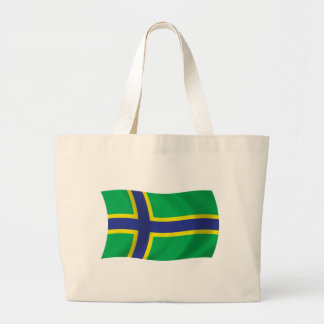 Vepsians Flag Tote Bag