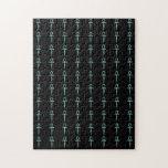 ver 05 - Ankh - fondo negro Puzzle Con Fotos