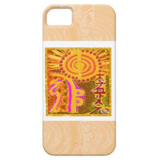 ver 2013. Símbolos curativos de REIKI iPhone 5 Carcasas