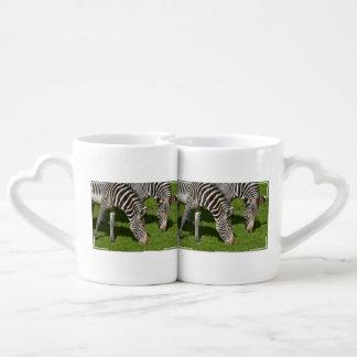 Ver cebras dobles