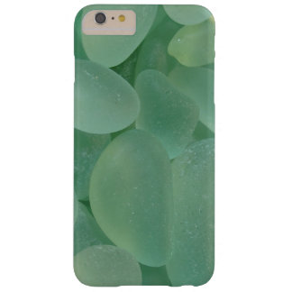 Ver el caso de cristal del iPhone 6 del mar Funda Para iPhone 6 Plus Barely There
