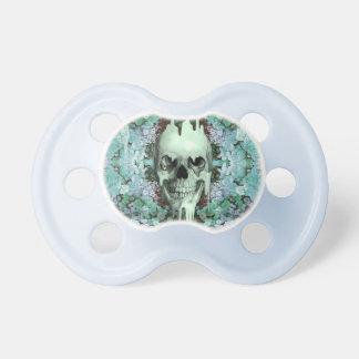 Ver el cráneo de fusión del azúcar del color chupetes para bebés