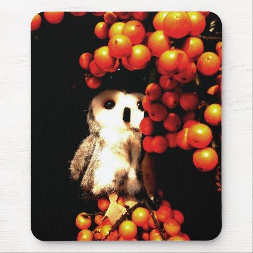 Ver el naranja alfombrilla de ratón