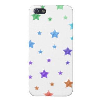 Ver las estrellas iPhone 5 carcasa