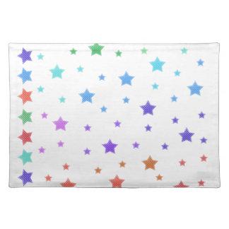 Ver las estrellas mantel