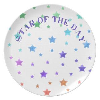 Ver las estrellas platos