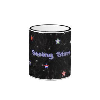 Ver las estrellas, taza