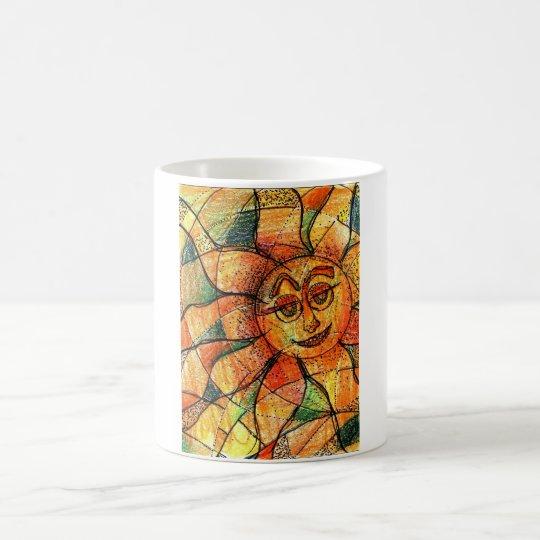 Vera Firestarter's Suns Coffee Mug