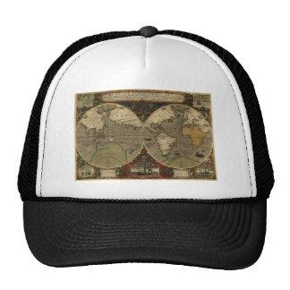 Vera Totius Expeditionis Map Trucker Hat