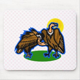 Vera & Vern Vulture Mouse Pad