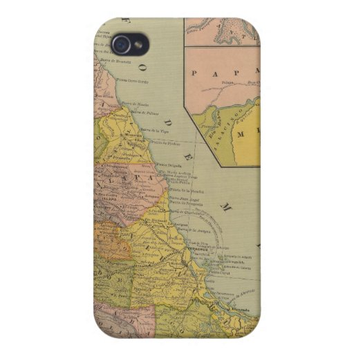 Veracruz iPhone 4/4S Carcasas