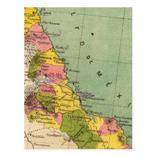 Veracruz, Mexico Postcard