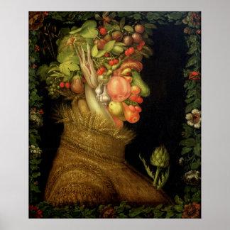 Verano, 1573 póster