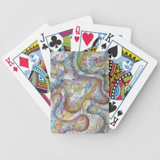 Verano, 2012 baraja de cartas