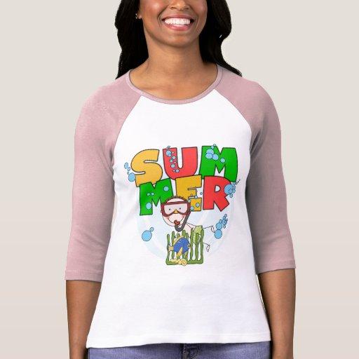 VERANO - camisetas y regalos subacuáticos del Playeras