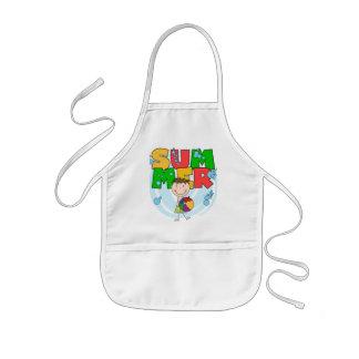 VERANO - camisetas y regalos triguenos del Delantal Infantil