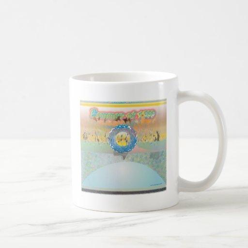 Verano de 1999 tazas de café