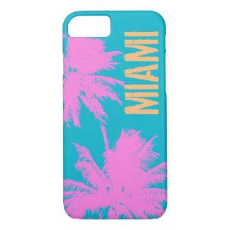 Verano de encargo MB3 tropical de Miami Beach Funda iPhone 7