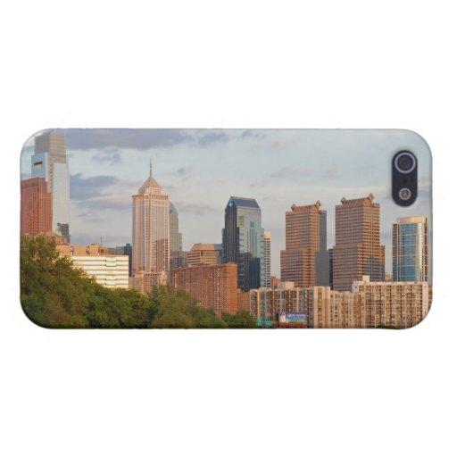 Verano de Philly iPhone 5 Protector