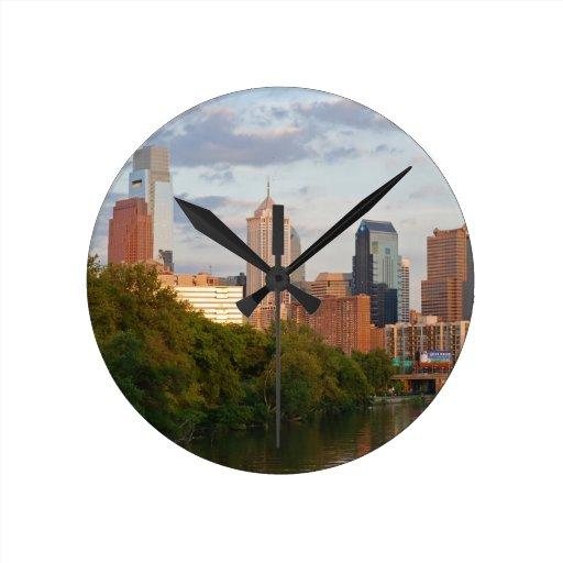 Verano de Philly Reloj